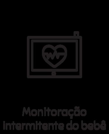 Intermittent Baby Monitoring